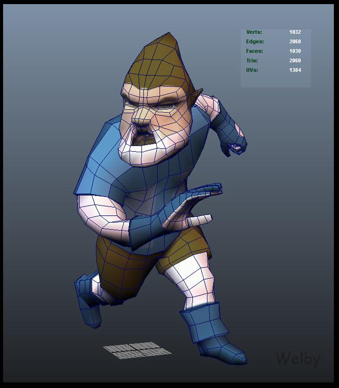 dwarf pose1