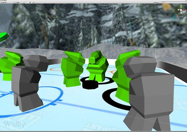 dwarven Hockey image